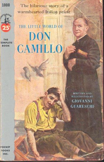 The Little World of Don Camillo by Giovanni Guareschi ~ Book 1954