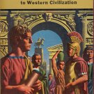 The Roman Way to Western Civilization by Edith Hamilton ~ Book 1937