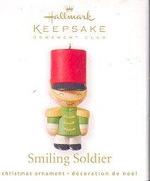 Hallmark Premiere Miniature Ornament ~ 2010 Smiling Soldier