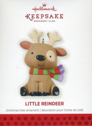 Hallmark Ornament ~ Little Reindeer 2013 ~ Thank you Gift