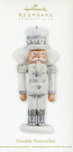 Hallmark Ornament ~ Notable Nutcracker 2012