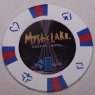 Mystic Lake Casino $1 Chip (new style)