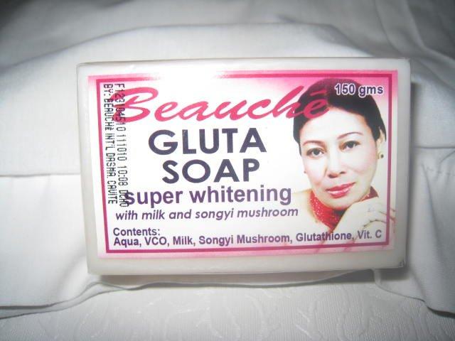 Beauche International GLUTA Soap Super Whitening 150grms