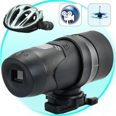 Waterproof Sports Action Camera - (50FPS)