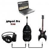 Guitar to USB Interface (PC, Mac) - Recording Studio