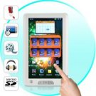 Mebook Touch - 7 Inch Touchscreen eBook Reader and Portable Media Player