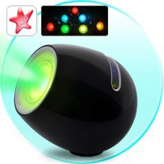 LED Mood Light with Touchscreen Scroll Bar