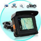 Peaklife - 3.5 Inch Motorcycle GPS Navigator (All Terrain Edition)