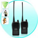 Long Range Walkie Talkie Set (UHF, 110v)