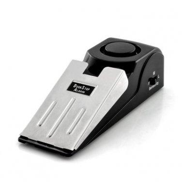 Security Doorstop Wedge Siren Alert - 120dB Alarm