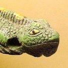 Lizard Iguana 3 Clay Beads