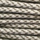 PARACORD 550 LB PARACHUTE CORD MIL SPEC TYPE III **WITH FREE BUCKLES* (ARTIC CAMO, 100FT)