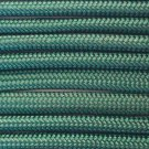 PARACORD 550 LB PARACHUTE CORD MIL SPEC TYPE III **WITH FREE BUCKLES* (HUNTER GREEN 100FT)