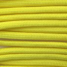 PARACORD 550 LB PARACHUTE CORD MIL SPEC TYPE III **WITH FREE BUCKLES* (NEON YELLOW 100FT)