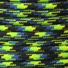 PARACORD 550 LB PARACHUTE CORD MIL SPEC TYPE III **WITH FREE BUCKLES* (AQUATICA 100FT)