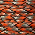 PARACORD 550 LB PARACHUTE CORD MIL SPEC TYPE III **WITH FREE BUCKLES* (COROSION 100FT)