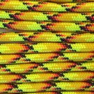 PARACORD 550 LB PARACHUTE CORD MIL SPEC TYPE III **WITH FREE BUCKLES* (EXPLODE 100FT)