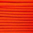 PARACORD 550 LB PARACHUTE CORD MIL SPEC TYPE III **WITH FREE BUCKLES* (NEON ORANGE 100FT)
