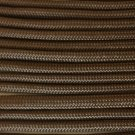 PARACORD 550 LB PARACHUTE CORD MIL SPEC TYPE III **WITH FREE BUCKLES** (BROWN 20FT)
