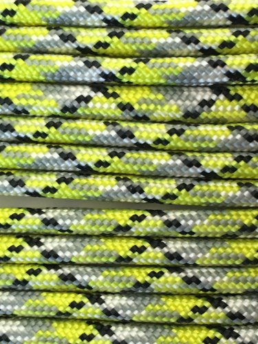 PARACORD 550 LB PARACHUTE CORD MIL SPEC TYPE III **WITH FREE BUCKLES** (INFECTION 20FT)