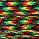 PARACORD 550 LB PARACHUTE CORD MIL SPEC TYPE III **WITH FREE BUCKLES** (JAMAICAN 20FT)