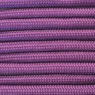 PARACORD 550 LB PARACHUTE CORD MIL SPEC TYPE III **WITH FREE BUCKLES** (PURPLE 20FT)