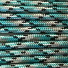 PARACORD 550 LB PARACHUTE CORD MIL SPEC TYPE III **WITH FREE BUCKLES** (ANTIDOTE 20FT)