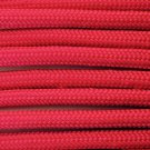 PARACORD 550 LB PARACHUTE CORD MIL SPEC TYPE III **WITH FREE BUCKLES** (ROSE PINK 20FT)