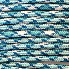 PARACORD 550 LB PARACHUTE CORD MIL SPEC TYPE III **WITH FREE BUCKLES** (TIDE 20FT)