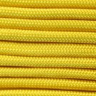 PARACORD 550 LB PARACHUTE CORD MIL SPEC TYPE III **WITH FREE BUCKLES** (YELLOW 20FT)
