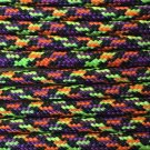 PARACORD 550 LB PARACHUTE CORD MIL SPEC TYPE III **WITH FREE BUCKLES** (HYPER 50FT)