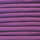 PARACORD 550 LB PARACHUTE CORD MIL SPEC TYPE III **WITH FREE BUCKLES** (PURPLE 50FT)