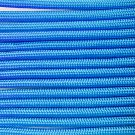 PARACORD 550 LB PARACHUTE CORD MIL SPEC TYPE III **WITH FREE BUCKLES** (BLUE 50FT)