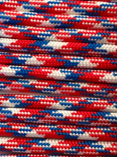 PARACORD 550 LB PARACHUTE CORD MIL SPEC TYPE III **WITH FREE BUCKLES** (LIBERTY 50FT)