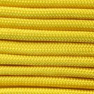 PARACORD 550 LB PARACHUTE CORD MIL SPEC TYPE III **WITH FREE BUCKLES** (YELLOW 50FT)