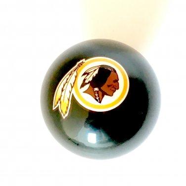 WASHINGTON REDSKINS GEAR SHIFTER SHIFT KNOB - BLACK
