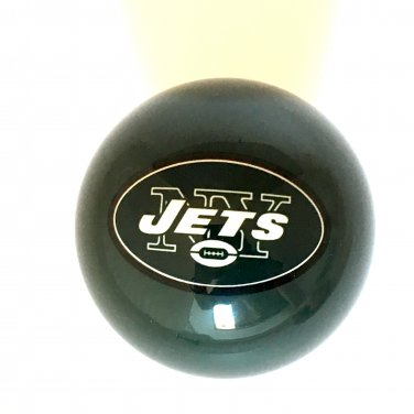 NFL Billiard Ball * All teams and colors * Great for replacement (New York Jets Green)