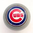 CHICAGO CUBS Gear Shift Knob - Silver