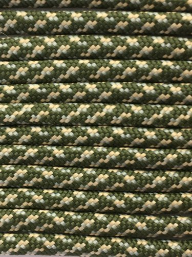PARACORD 550 LB PARACHUTE CORD MIL SPEC TYPE III (ACU DIGITAL 1FT)
