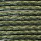 PARACORD 550 LB PARACHUTE CORD MIL SPEC TYPE III **WITH FREE BUCKLES** (OLIVE DRAB 1FT)
