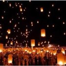 free shipping ,chinese kongming Lanterns ,Sky Lantern,Wishing Lamp,10 pieces/lot,free shipping