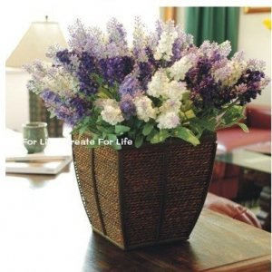 High simulation silk flower ,Lavender,20 pieces/lot,free shipping