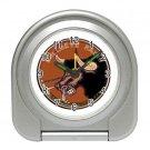 BullsEye Alarm Clock