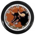 The Official BullsEye Radio Wall Clock