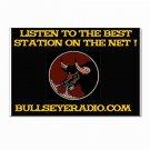 BullsEye Radio Post Cards