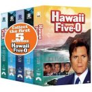 Hawaii Five-O - THE FIRST FIVE SEASONS COLLECTION  [DVD Box Set]