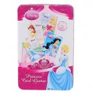 Disney Princess 4 in 1 Card Game Set