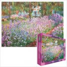 "Monet's Garden 1000 Piece Jigsaw Puzzle Eurographics (Size 19.25 "" X 26.63"""