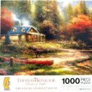 THOMAS KINKADE Painter of Light THE END OF A PERFECT DAY III 1000 Piece Jigsaw Puzzle by ceaco