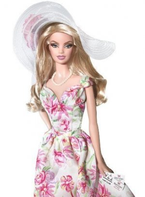 Barbie 50th Anniversary Pink Label Collection- Barbie Kentucky Derby Doll
